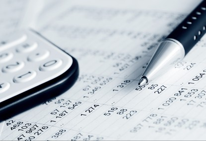 Breakdown of deposits and loans October 2020