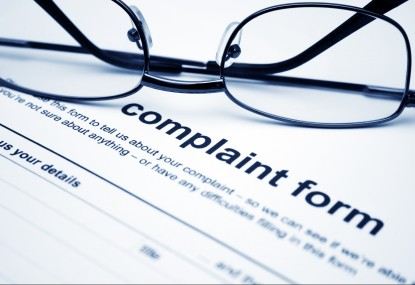 File a complaint or report a signal