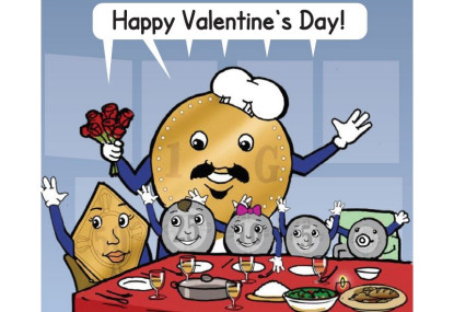 Valentine's Day at Famia Florin