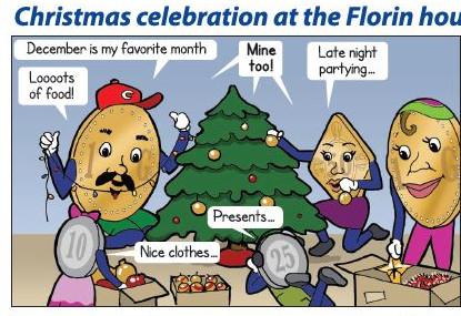Famia Florin ready for Christmas